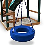 Turbo Tire Swing in Green