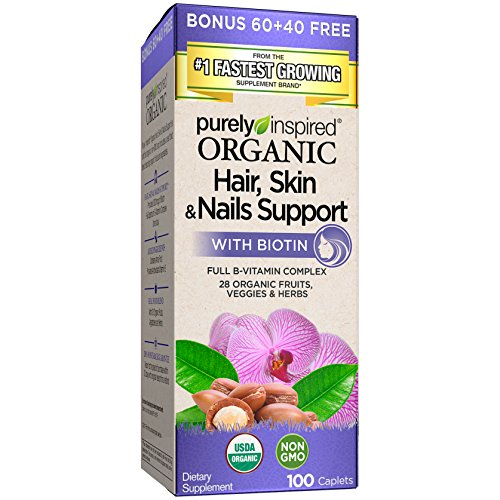 Purely Inspired Organic Support Biotin product image