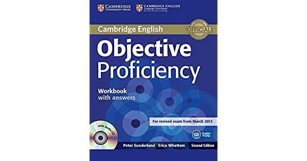 Objective proficiency workbook with answers with audio cd livros objective proficiency workbook with answers with audio cd livros na amazon brasil 9781107619203 fandeluxe Image collections