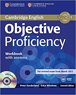 Objective proficiency workbook with answers with audio cd livros ativar o pedido com 1 clique fandeluxe Image collections