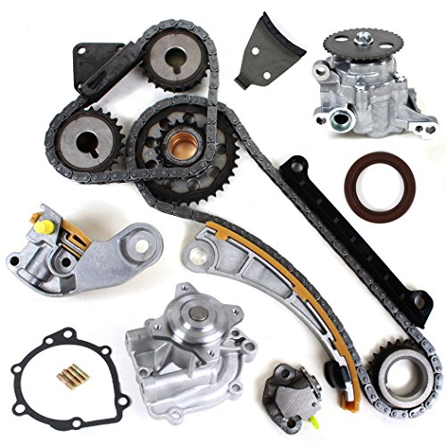 TK10010WPOP New Timing Chain Kit, Water Pump Set, & Oil Pump Set for Suzuki 1.8L