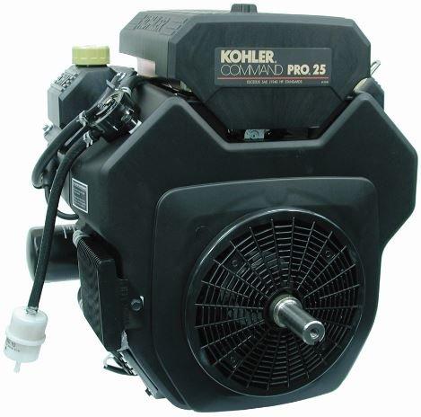 Kohler V-Twin Engine 23.5 HP 725cc 1 x 2 Toro #CH730-3214