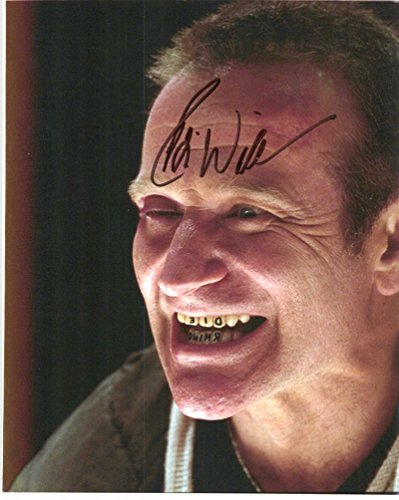 (Robin Williams (d. 2014) Signed Autographed