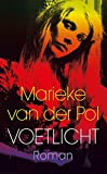 Front cover for the book Voetlicht by Marieke Van der Pol