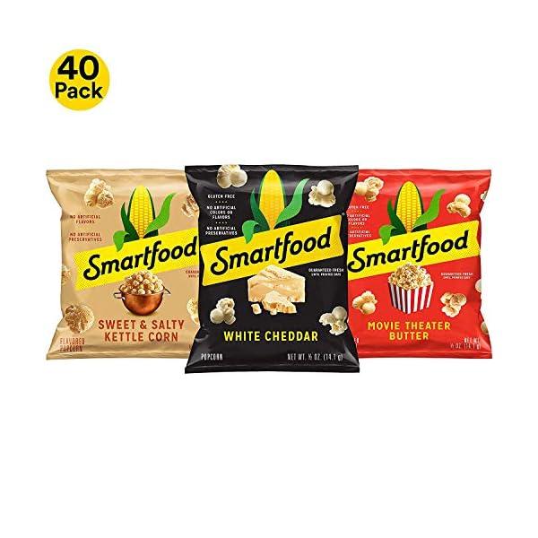 Smartfood Sweet & Salty Kettle Corn Flavored Popcorn