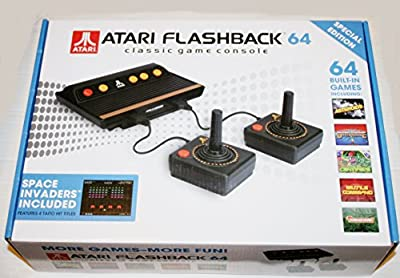 Atari Flashback 64 Classic Game Console Special Edition