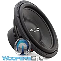 Gladen SQX15 EXTREME 15 850W RMS 2-Ohm Subwoofer