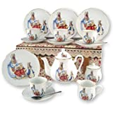 Beatrix Potter™ Large Tea Set in Case