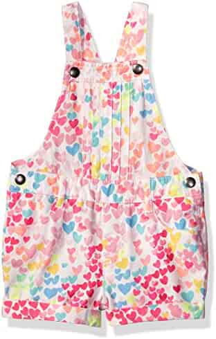 The Children's Place Baby-Girls' Her Li'l Printed Shortall