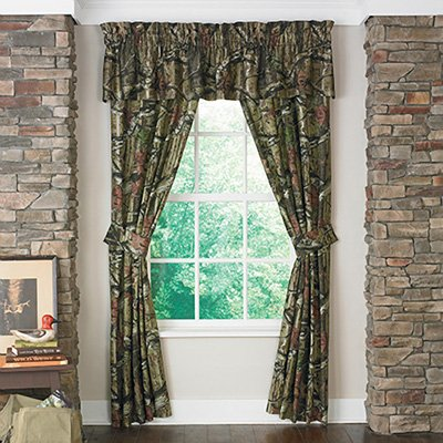 Curtains Ideas cheap camo curtains : Amazon.com: Mossy Oak Break-Up Infinity Camouflage Drapery Panels ...