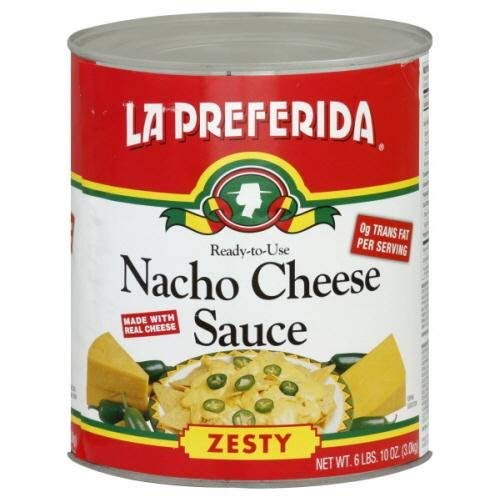 La Preferida Sauce Cheese Nacho (Pack - 3)