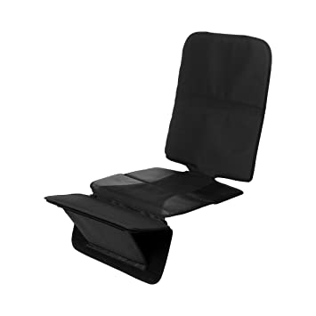 Osann Feetup Car Seat Cover With Footrest Suitable For Isofix Black Baby