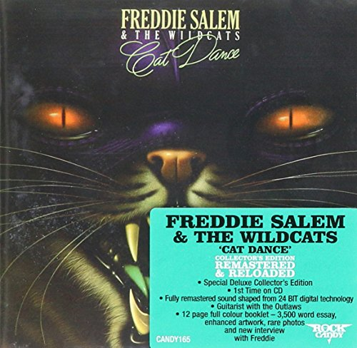 Cat Dance Original recording remastered, Import Edition by Freddie Salem & The Wildcats (2013) Audio CD by Freddie Salem & The Wild Cats (Imports Salem)