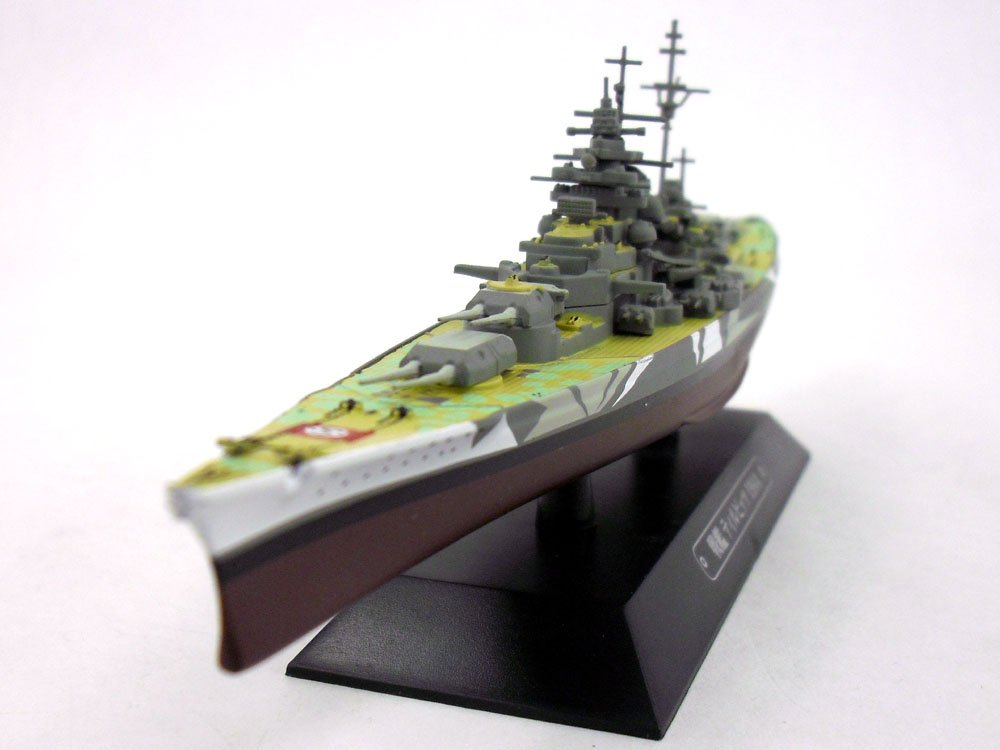 Battleship Tirpitz 1/1100 Scale Diecast Metal Model Ship