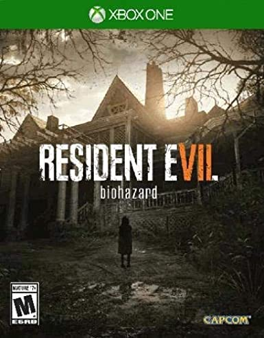 Amazon Com Resident Evil 7 Biohazard Xbox One Capcom U S A Inc