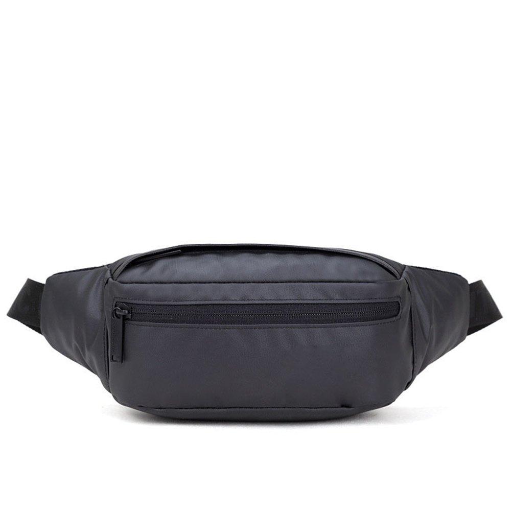 GSCSchuhe Laufen Gürtel Taille Gürteltasche für iPhone 7 8 Plus X, schwarz Oxford Tuch Gürteltasche