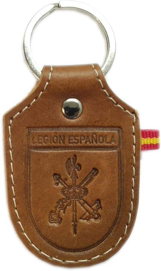 Llavero Piel Legión Española: Amazon.es: Equipaje