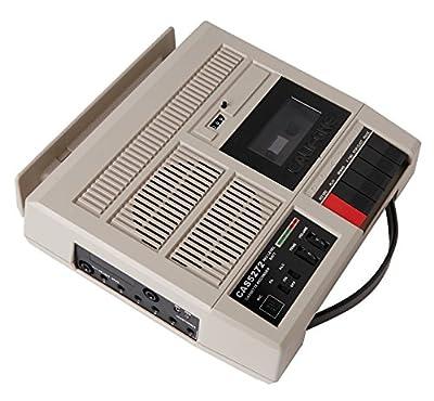 Califone Deluxe Cassette/Player Recorder - Califone CAS5272 by South Ocean Technology Co Ltd