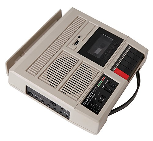 Califone Deluxe Cassette/Player Recorder - Califone CAS5272 by Califone