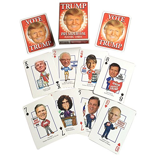 Parody Productions LYS1934600326 SPRTSEQIP Presidential Playing