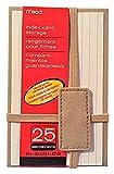 Mead Index Card Storage Box