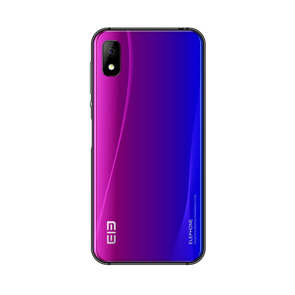 Móviles, Elephone A4 Pro 4G LTE Android 8.1 Smartphone,Dual Sim, 64GB ROM 4GB RAM 16MP + 8MP, 5.85 Pulgadas (Nebulosa): Amazon.es: Electrónica