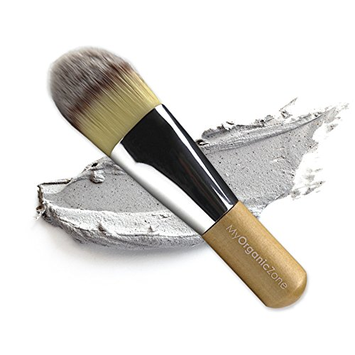 - Face Mask Brush Applicator - Smooth and Soft, Applies Evenly, to be used with Facial Mud Masks, Peel Offs or Oils