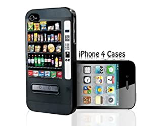 Vending Machine iPhone 4/4s case by ruishername