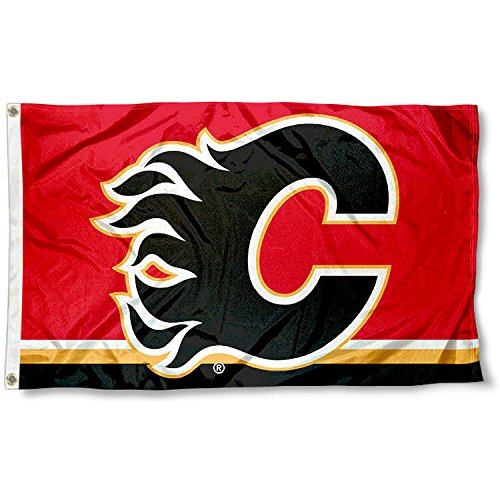 Calgary Flames Flag 3x5 Banner