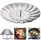 IHOVEN Vegetable Steamer - 5.3