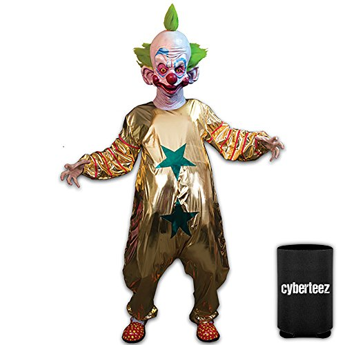 Killer Klowns From Outer Space Shorty Men's Costume + Coolie