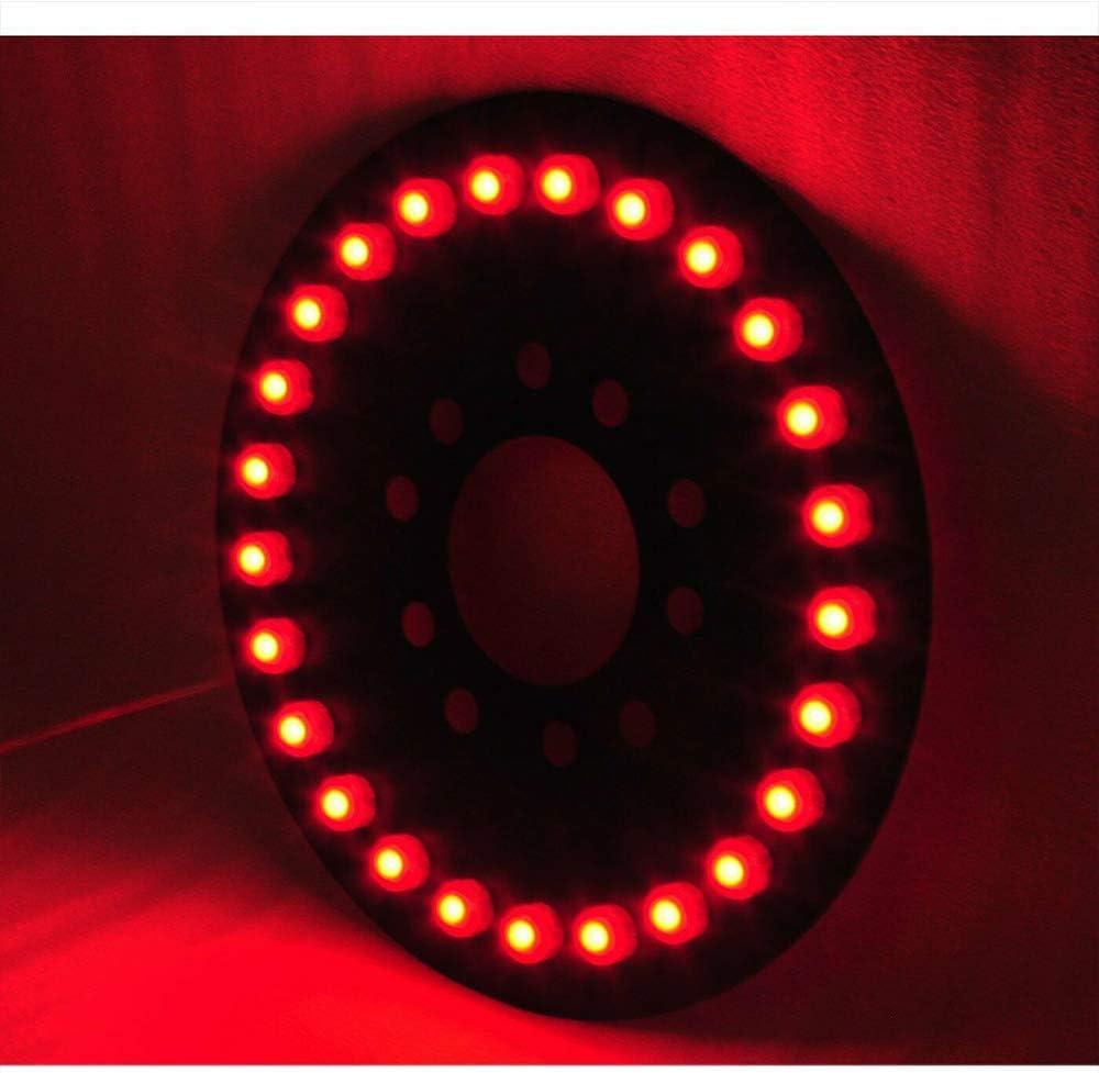 12.5 Reserverad LED dritte Bremslicht-Lampe f/ür 2007-2017 Wrangler JK JKU