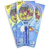 Most Powerful Bug Zapper for Large Bugs Model Pinwheel Astonishing 4000 Volts 2 C Batteries 2PK