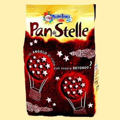 mulino-bianco-pan-di-stelle-full-case-12-pack-350g-each