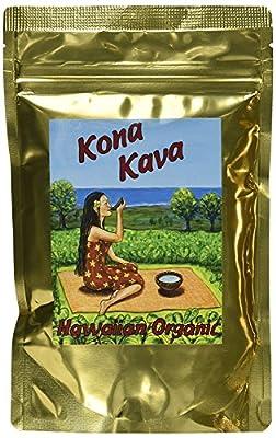 KONA KAVA Premium Instant Kava Kava Mix Cocoa (4oz)