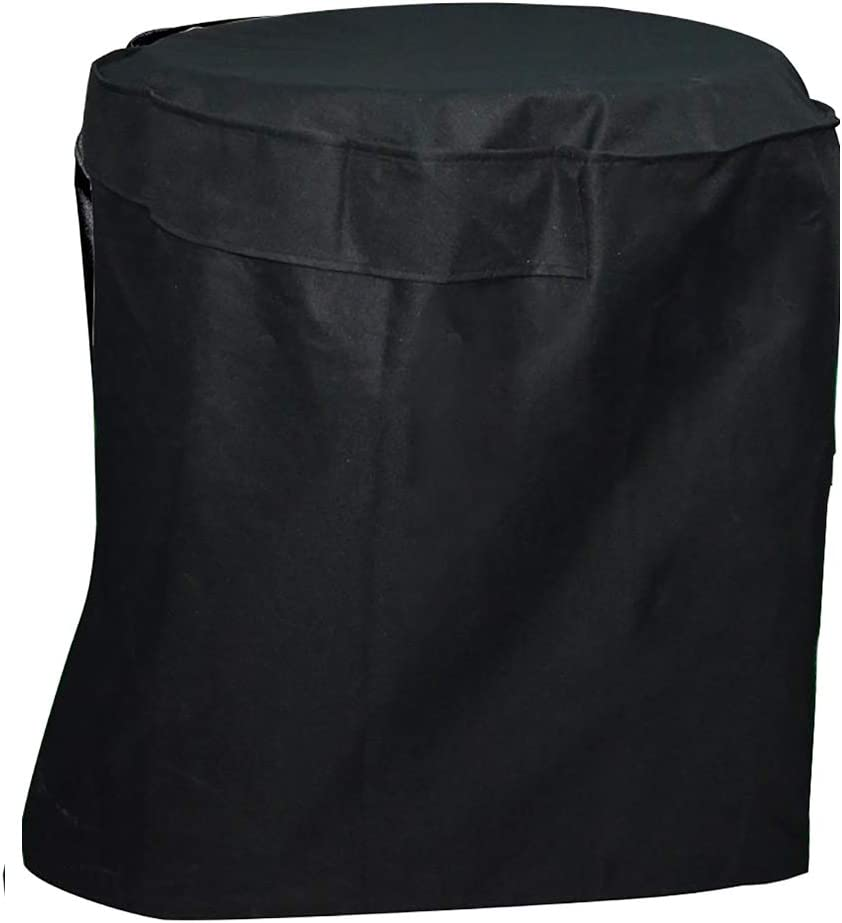 ProHome Direct Heavy Duty Waterproof Cover Fits for Char-Broil The Big Easy TRU-Infrared Smoker Roaster & Grill, Black
