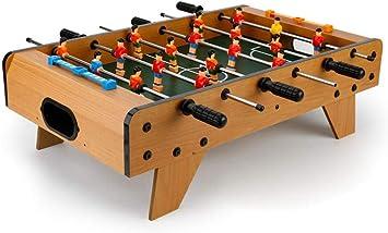 AK Fútbol de mesa de futbolín diversión de la familia de juegos con patas de mesa de fútbol, fútbol Set incluye 18 hombres, 2 pelotas, 2 Goleadores,si: Amazon.es: Bricolaje y herramientas