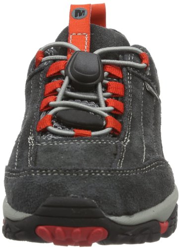 Merrell TAILSPIN TOGGLE WTPF KIDS - Zapatillas de montaña Unisex adulto Gris (Grau (Granite))