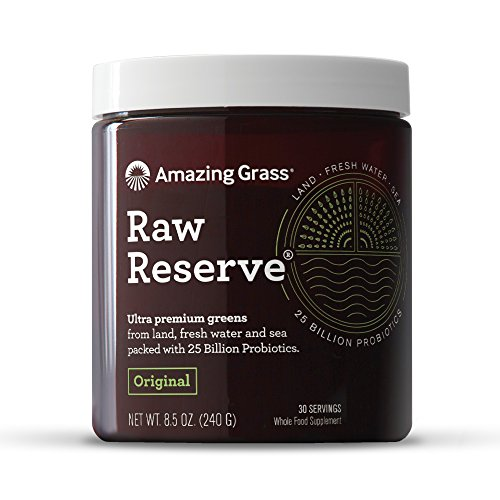 Amazing Grass Reserve Superfood Probiotics