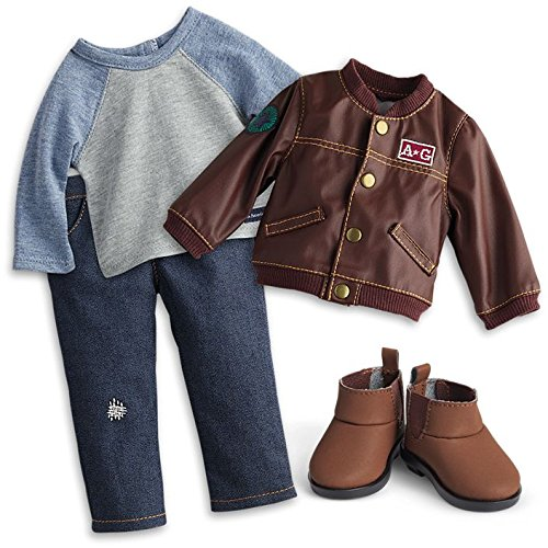 American Girl Logan's Performance Outfit for 18