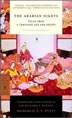 The Arabian Nights: Tales from a Thousand and One Nights: A. S. ...