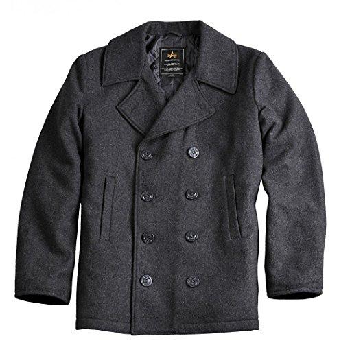 Mantel Dark Usn Pea Grey Coat Industries Alpha 8nx5ff