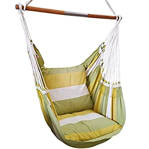 Hamaca silla dunas XL Lime