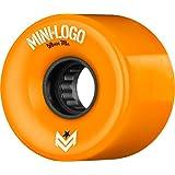 Mini-Logo A.W.O.L. A-Cut 59 X 78a Orange Skateboard Wheels