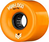 Mini-Logo Skateboards Mini-Logo A.W.O.l. A-cut 59 x 78A Orange Skateboard Wheels, 59mm