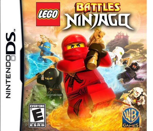 Lego Battles: Ninjago - Nintendo DS (Renewed) (Lego Ninjago Ds Game)