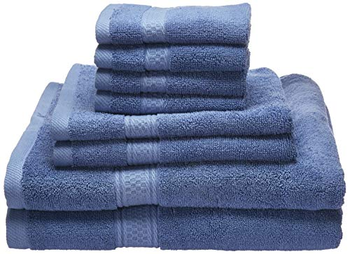Utopia Towels Premium 80 Piece Towel Set - 20 Bath Towels, 20 Hand Towels and 40 Washcloths Cotton Hotel Quality Super Soft and Highly Absorbent