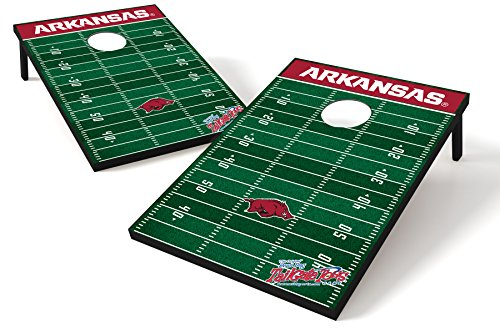 (Wild Sports NCAA College Arkansas Razorbacks Tailgate Toss)