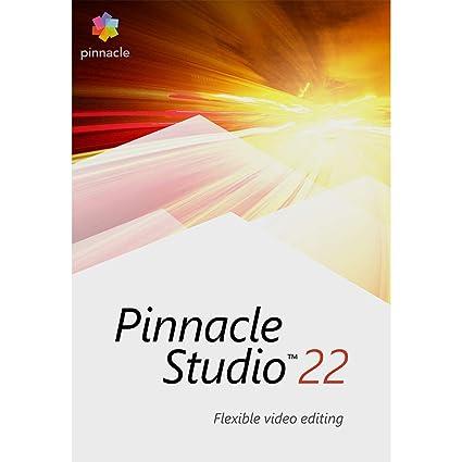 Pinnacle Studio 22 - Video Editing [PC Download]