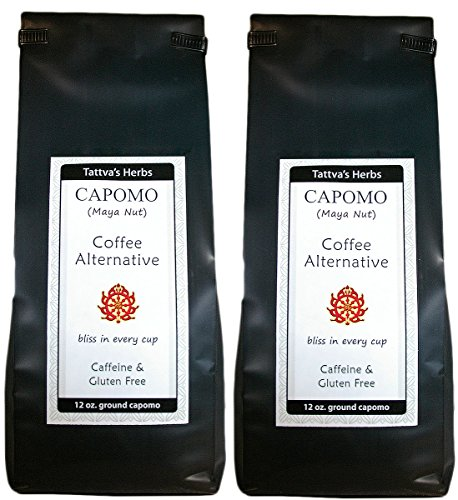 Capomo 12 oz. [2 Pack] - Coffee Substitute Superfood
